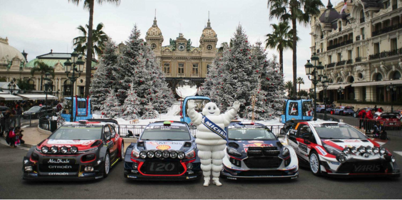 Publicado el calendario del WRC 2018