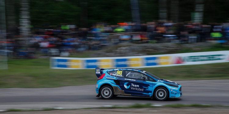 Resultado de la Final del RallyX Nordic Supercoches y Lites en Strängnäs 2017