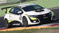Nicola Baldan vuelve al liderato con un podio en Vallelunga