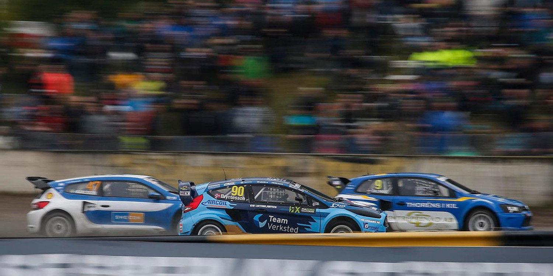 Thomas Bryntesson y William Nilsson se coronan en Strängnäs como campeones