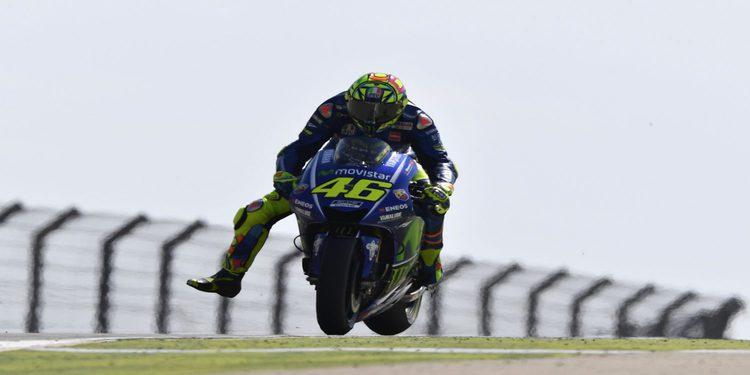 """Valentino Rossi: """"El trabajo continúa después de esta carrera"""""""