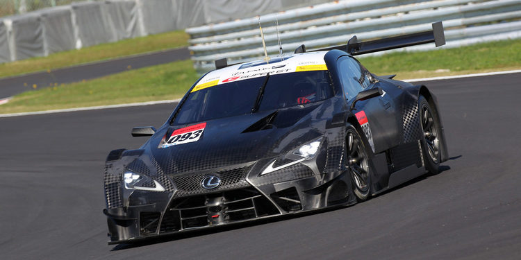 Lexus y Nismo estarán presentes en la final del DTM