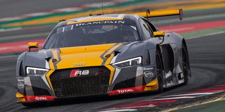 Frijns pole position en las 3 horas de Barcelona. Juncadella 3º