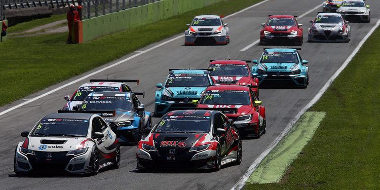 Las TCR International Series cambia semana y circuito de la última prueba del año
