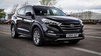 Hyundai presenta la nueva Tucson 1.7 CRDI con cambios DCT