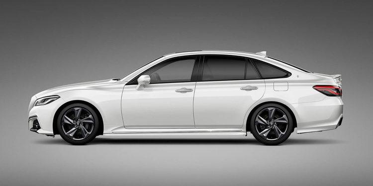 Conoceremos el nuevo Toyota Crown Concept en Tokio
