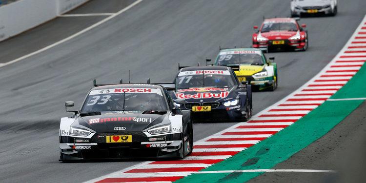 """René Rast: """"Audi ha hecho un mejor trabajo"""""""