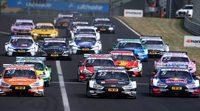 Audi llega con ventaja al DTM Finale
