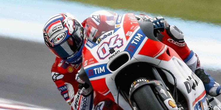 "Andrea Dovizioso: ""Las próximas carreras serán de vital importancia"""