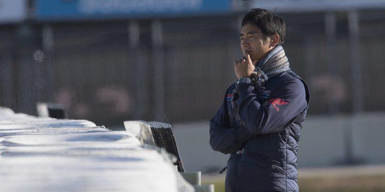 """Hiroshi Aoyama: """"Estoy deseando que empiece el fin de semana"""""""