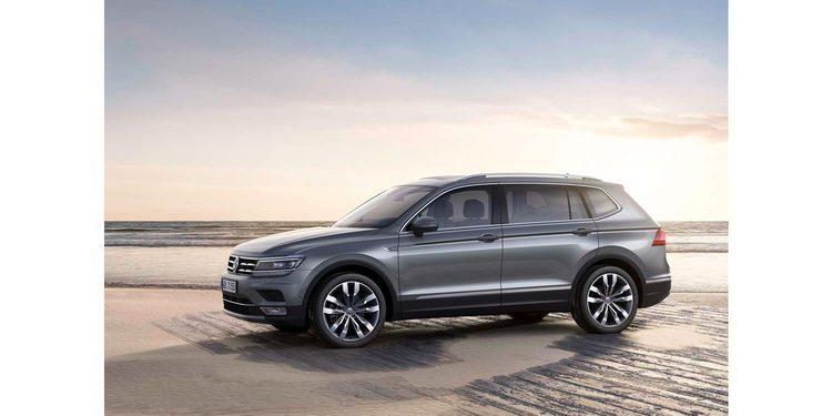 Volkswagen nos presenta su modelo Tiguan mas espacioso