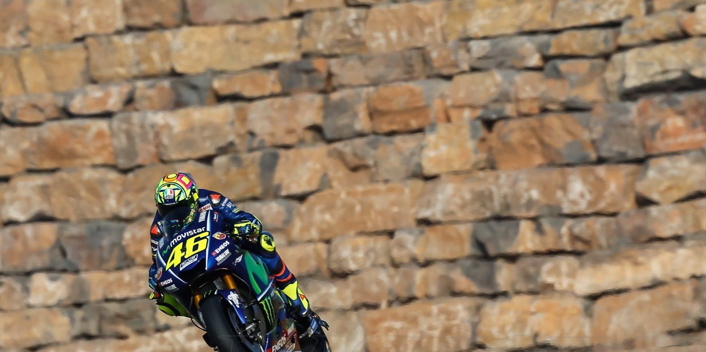 """Valentino Rossi: """"Después de Aragón mi recuperación ha continuado"""""""
