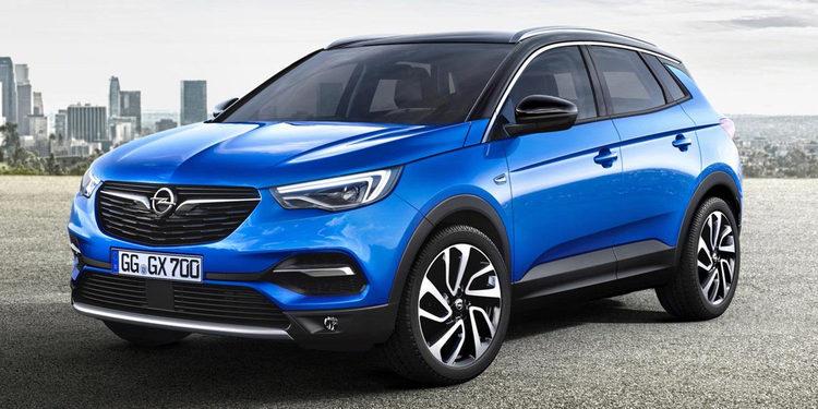 Opel presentó un renovado Grandland X Ultimate