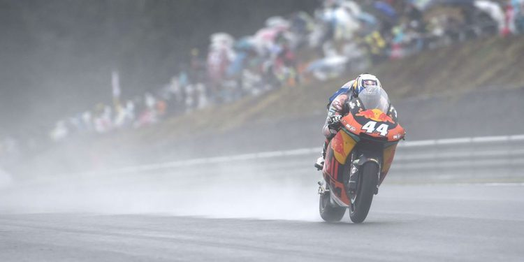 "Miguel Oliveira: ""Intenté controlar la carrera lo mejor que pude"""