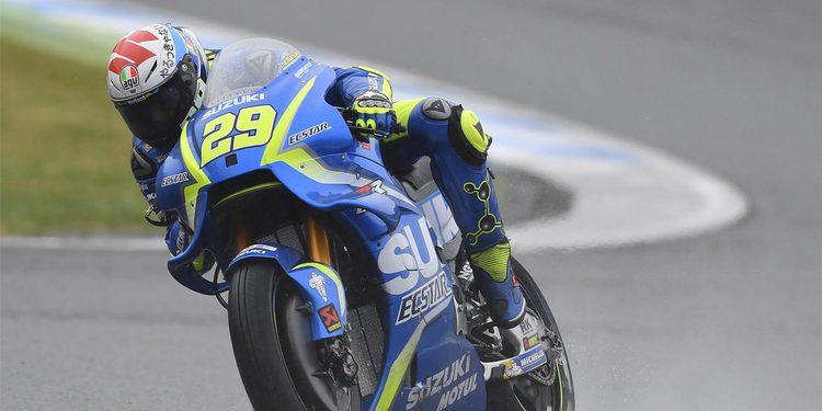 """Andrea Iannone: """"He disfrutado de la carrera"""""""