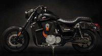 Tacita Motorcycles presentó la T-Cruice eléctrica