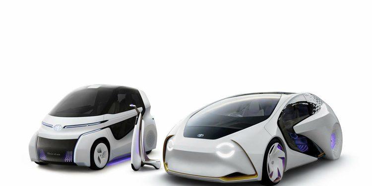Toyota Concept-i, movilidad eléctrica hecha prototipo