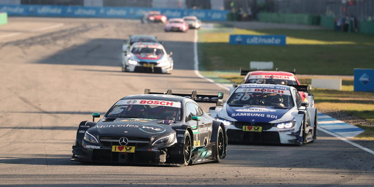 Mercedes-AMG Motorsport logra el segundo lugar en la clasificación de marcas