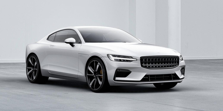 Polestar se separa de Volvo y nos presenta su primer modelo