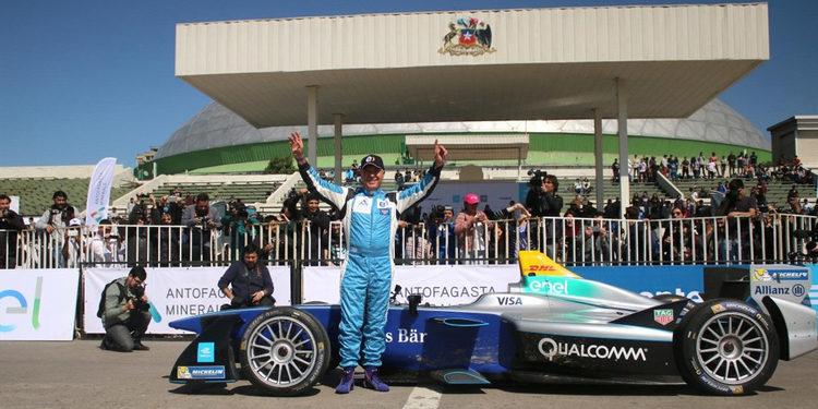 La Fórmula E presentó el trazado de Santiago de Chile