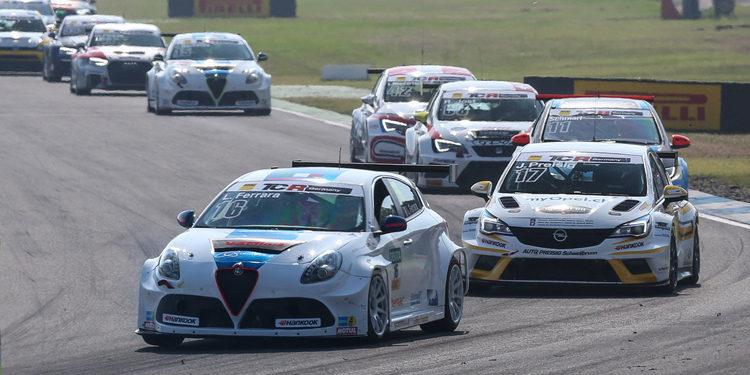 V Action contará de nuevo con Luigi Ferrara para Monza