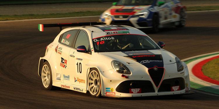 Giacomo Altoè se une a Target Competition para Monza