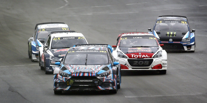 Confirmados los pilotos del Mundial de Rallycross para Ciudad del Cabo