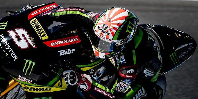 """Johann Zarco: """"Ha sido un día de inicio de Gran Premio positivo"""""""