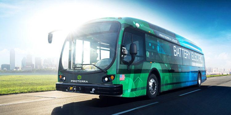 El Autobus Catalyst E2 Max de Proterra rompe record mundial