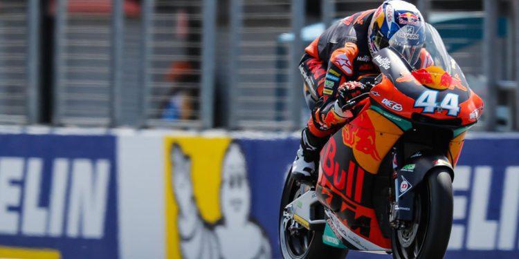 """Miguel Oliveira: """"Me siento cómodo sobre la moto"""""""