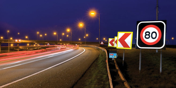 La historia de las señales de tránsito