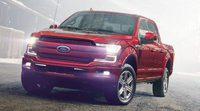 Ford presentó la F-150 2018