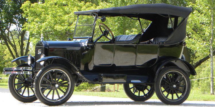 Ford T, el comienzo de una época