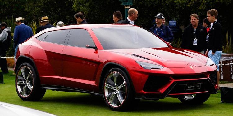 Lamborghini anunció el Urus 2018