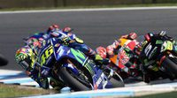 "Valentino Rossi: ""Disfruté mucho de esta carrera"""