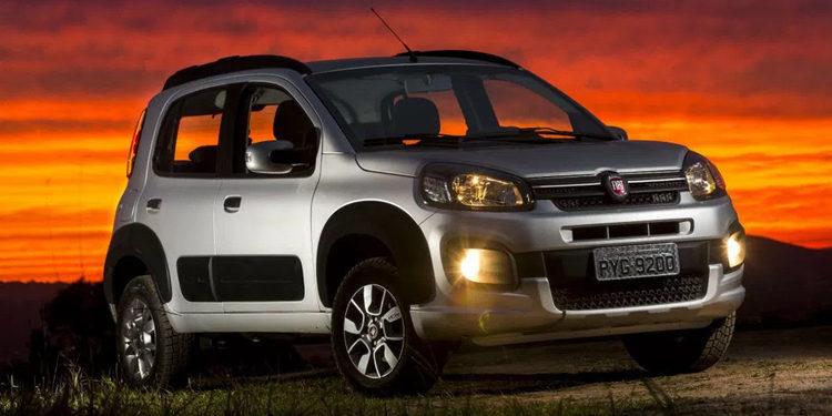 Fiat anunció el modelo Uno 2018