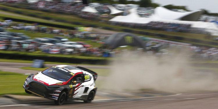 El Mundial de Rallycross viajará a Estados Unidos en 2018