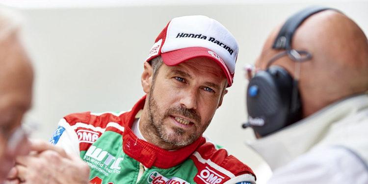 Tiago Monteiro tampoco estará en Japón