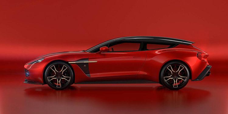 Llega el nuevo Aston Martin Vanquish Zagato Shooting Brake