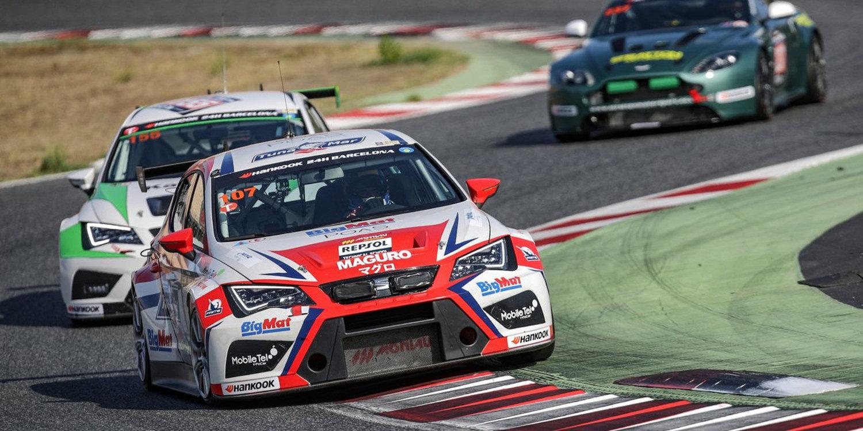 Habrá representación española en el Trofeo TCR Europa 2017