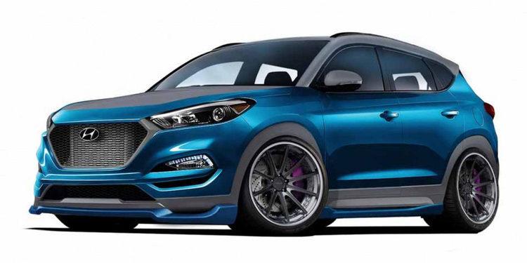 Hyundai prepara una revolucionaria Tucson Sport Concept
