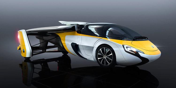 Te presentamos el nuevo Aeromóvil 2018