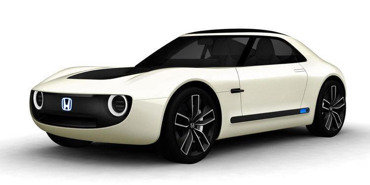 Honda presentará el Sports EV Concept