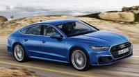 Audi presentó un renovado A7 Sportback