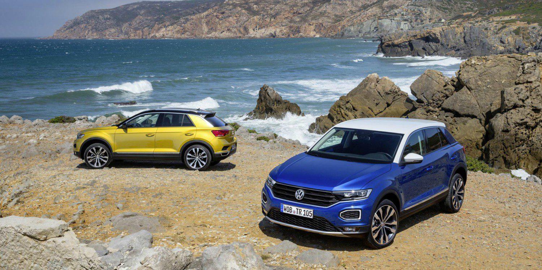Presentación en Lisboa del nuevo Volkswagen T-Roc