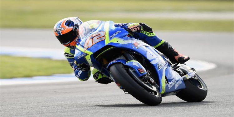 """Alex Rins: """"He luchado con mi sensación sobre la moto"""""""
