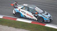 """Josh Files: """"Estoy muy contento con el rendimiento del Honda Civic Type R TCR"""""""
