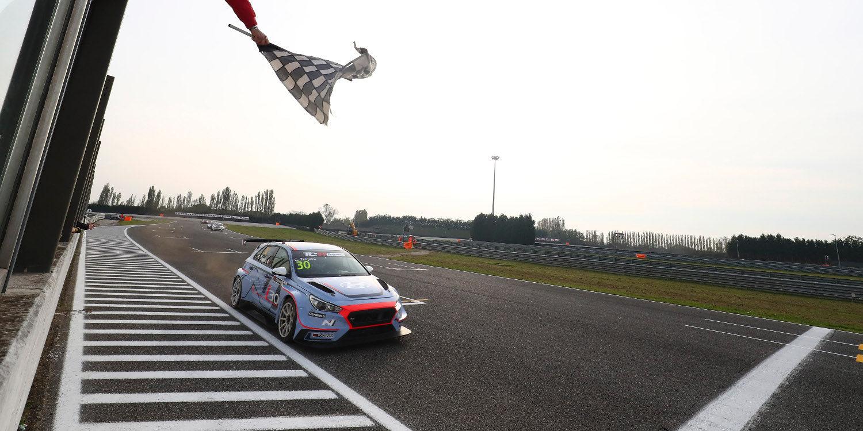 """Gabriele Tarquini: """"No fue fácil ganar pero lo disfruté"""""""