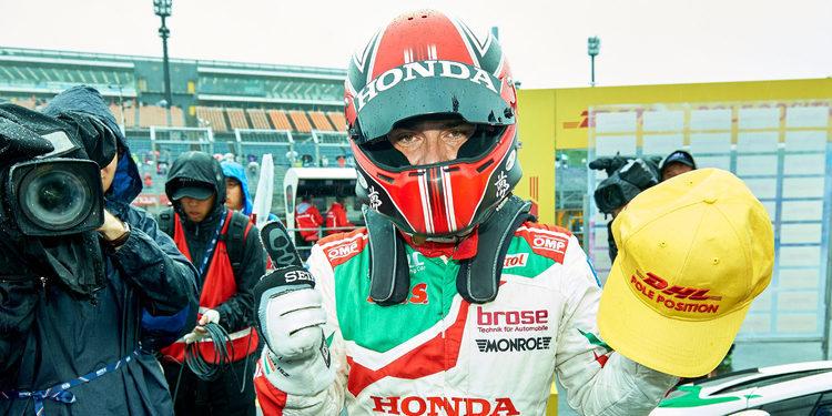 """Norbert Michelisz: """"Me hubiera encantado que la carrera continuase"""""""