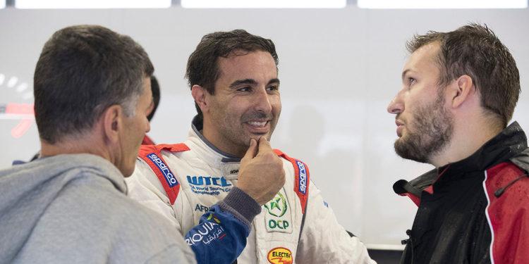 """Mehdi Bennani: """"Espero que ahora tengamos carreras en seco"""""""
